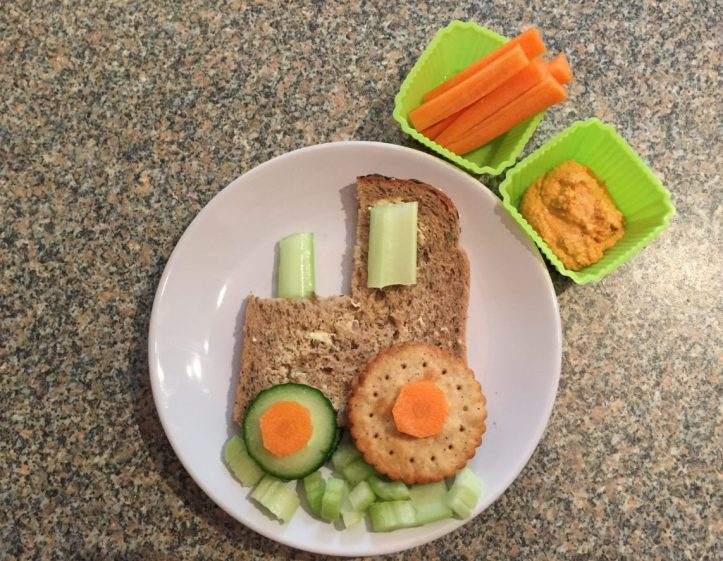 tractor Lunch snack idea for toddlers and children.PNG