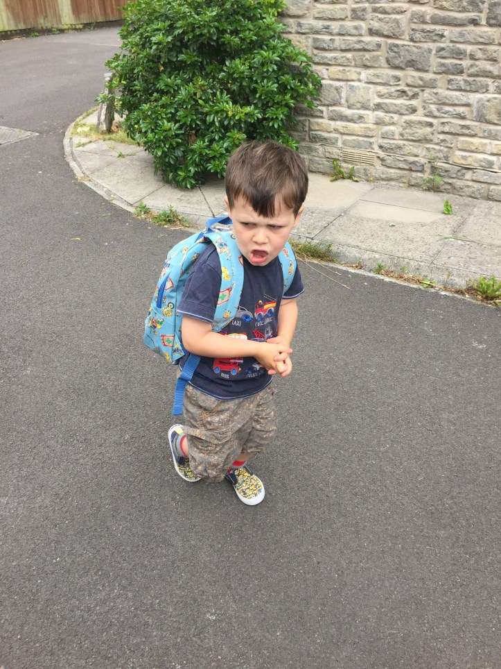 toddler tantrums how to deal with them mummy blogger parenting stress reassurance