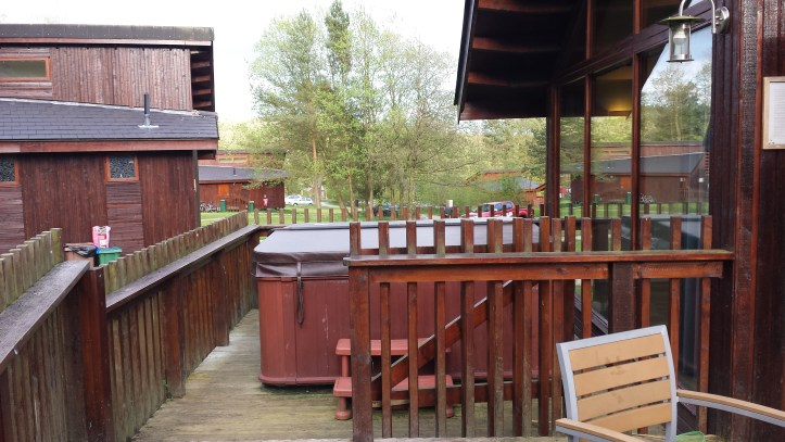 forest holiday cropton lodge review things to do for kids toddlers hot tub
