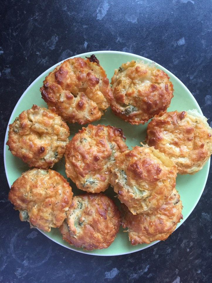 how to make cheese broccoli muffins kids toddlers lunchbox tips easy quick netmums