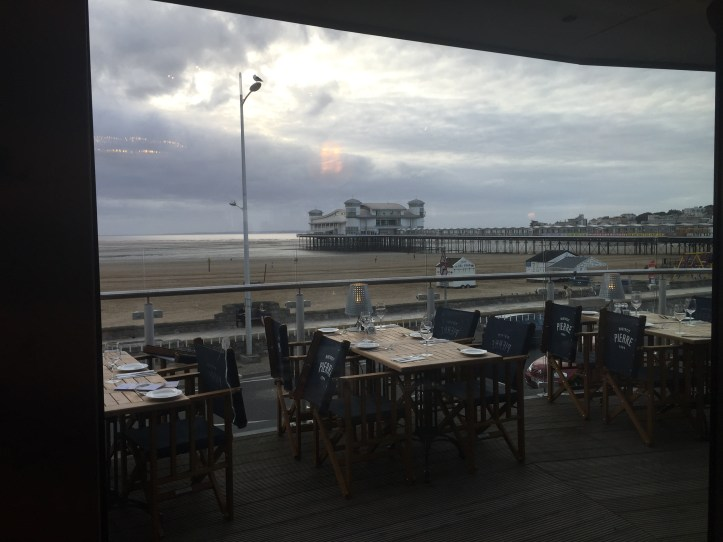 pierre bistro review weston super mare child friendly toddler family reviews new seafront french menu