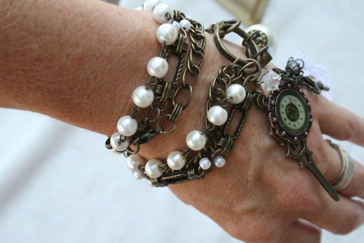 pieces of reesie steampunk bracelet review unique christmas gift ideas