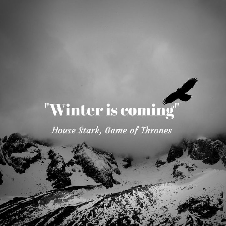 best halloween spooky horror creepy quotes film tv books culture game of thrones stark quotes winter is coming
