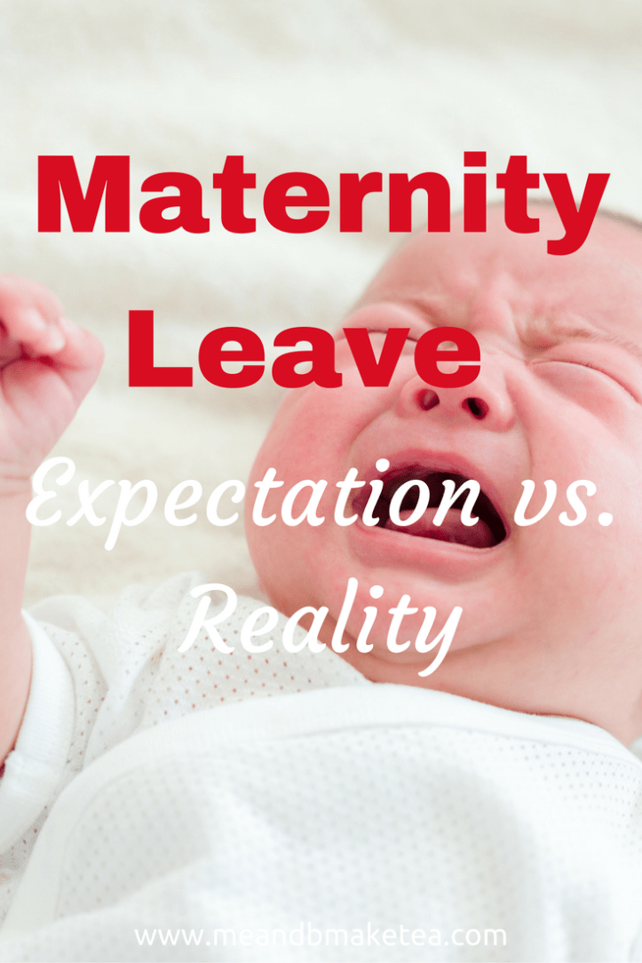 maternity leave what to expect reality expectations how long should it take off