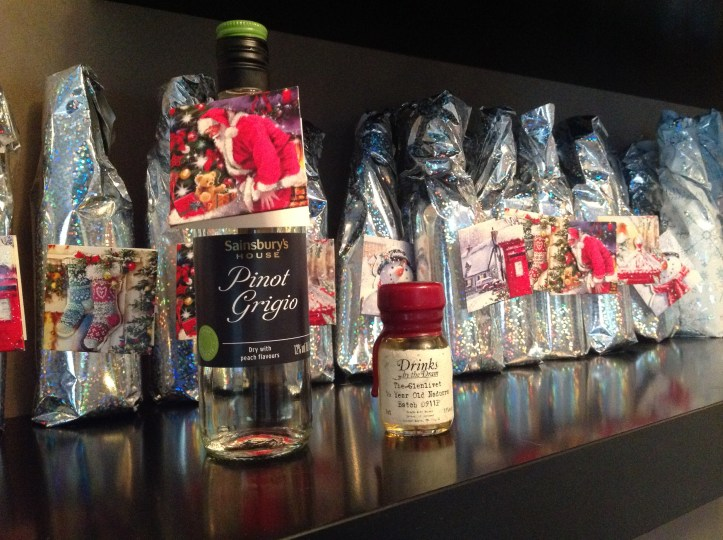 advent calendar ideas quick and easy wine lover alcoholic adult fun alternative pinterest fillers
