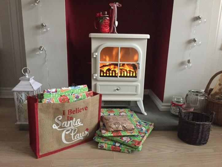 How to Make a Christmas Book Advent Calendar on a Budget childrens book a day 24
