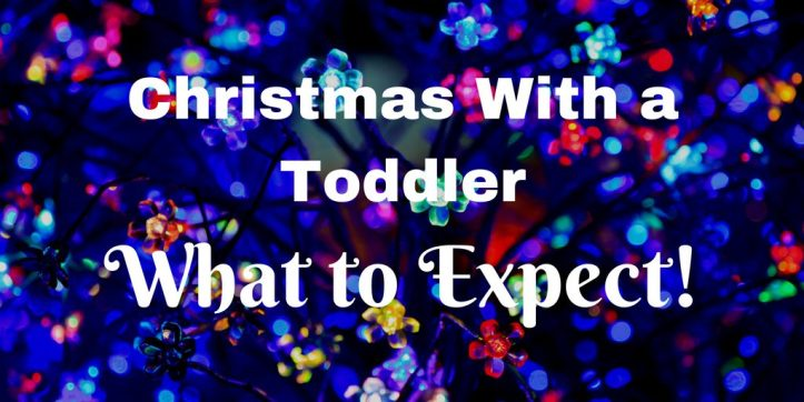 christmas with a toddler what to expect reality pros cons reviews highlights visiting santa best