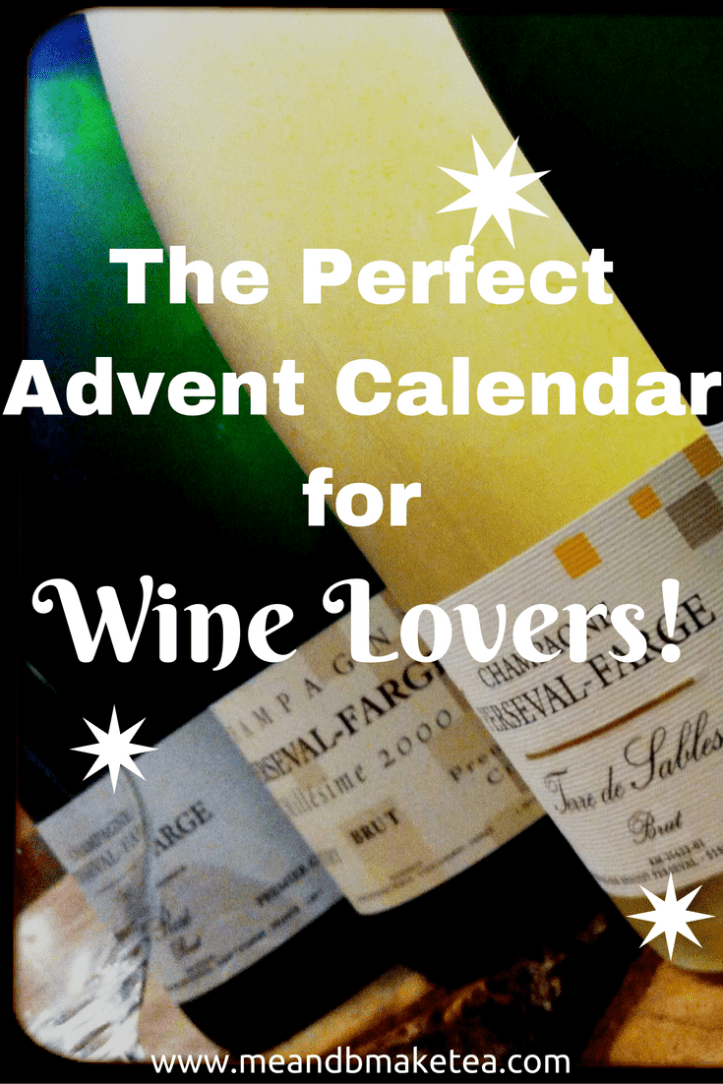 advent calendar ideas for wine lovers unique fun customised alcohol adults