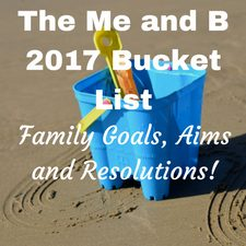 making new year family resolutions sticking to them bucket list