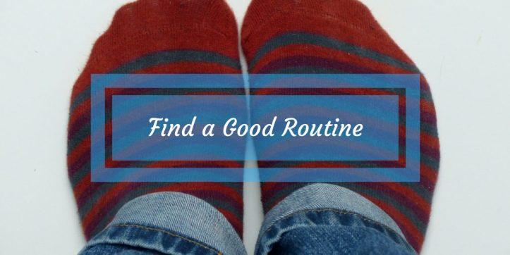 find-a-routine