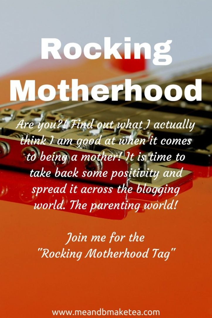 White Camelia's Rocking Motherhood Tag mum bloggers tips tricks reviews