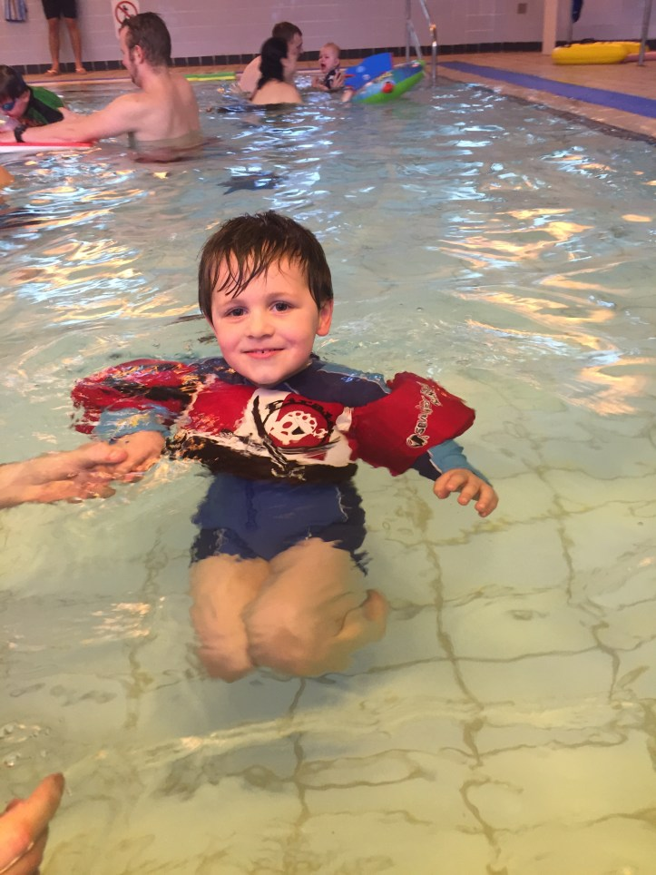 sevylor puddle jumper swimming aid review parent mum holiday
