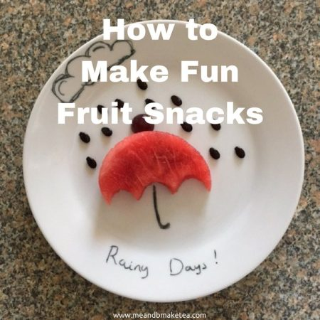 making healthy food fun for children toddlers babies using watermelon