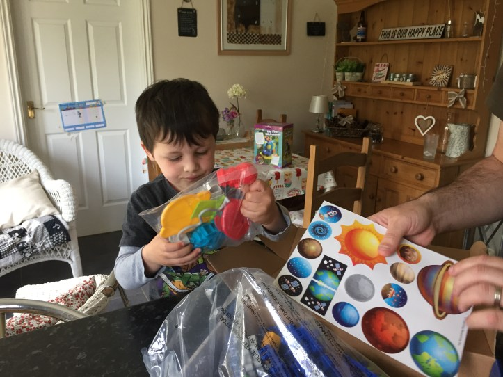 Space Explorers Building Set STEM sensory education learning for toddlers pre school ages review