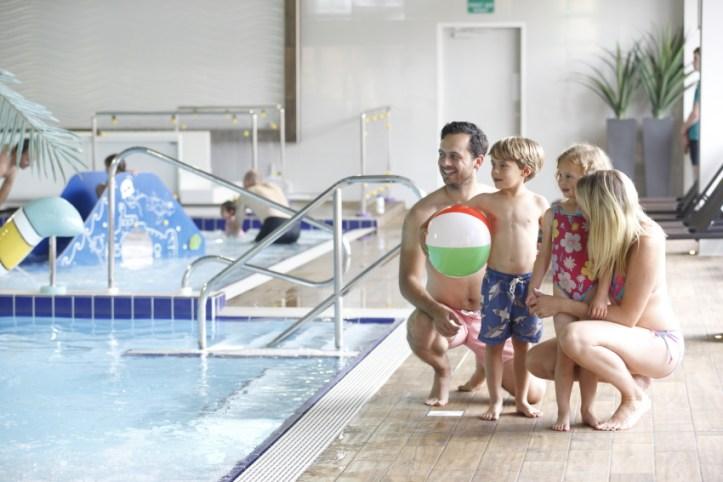 Ladram bay swimming pool complex