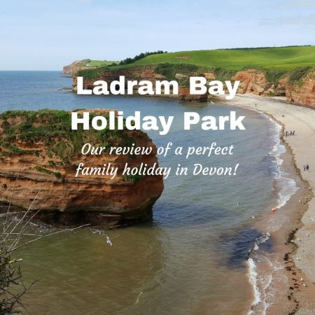 Reasons Why Ladram Bay is the family holiday!