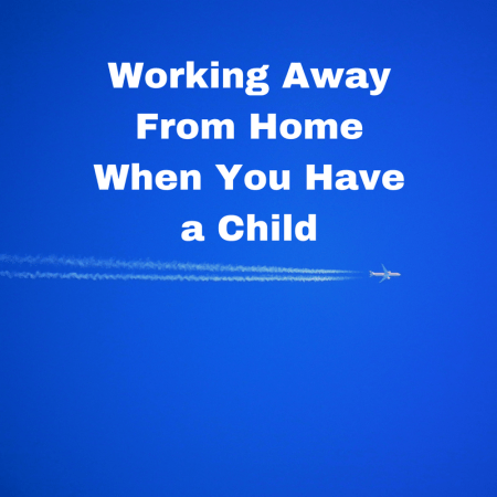 working away from home america BA