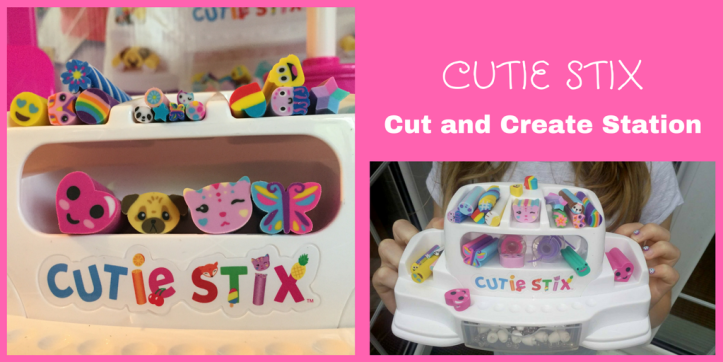cutie stix cut and create station review for finger nail art