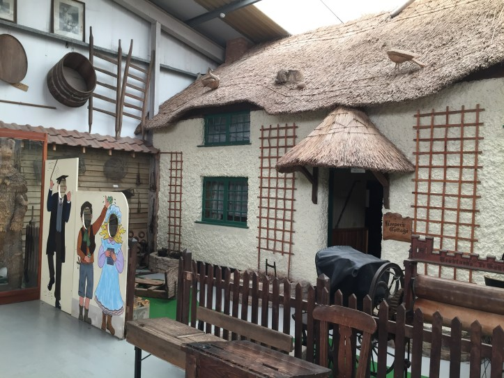 World of Country Life indoor exhibition