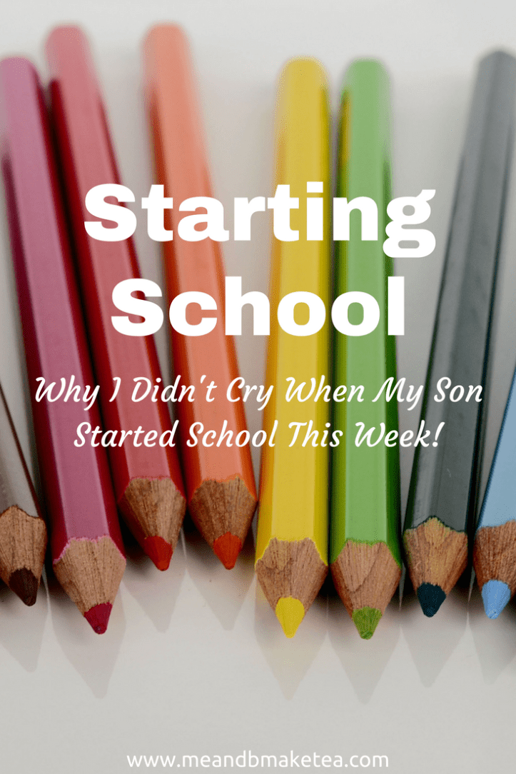 Starting school is always tough but here's how to embrace the change!