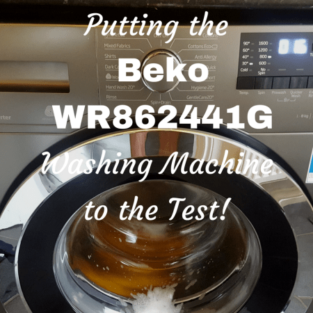 Beko WR862441G washing machine reviews and pros and cons