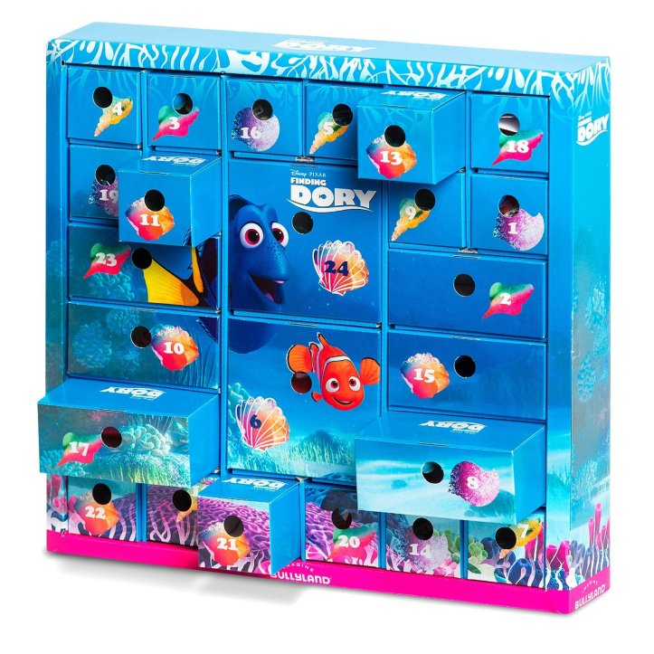 Finding Dory Advent Calendar