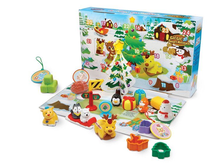 VTech Toot-Toot Animals Advent Calendar