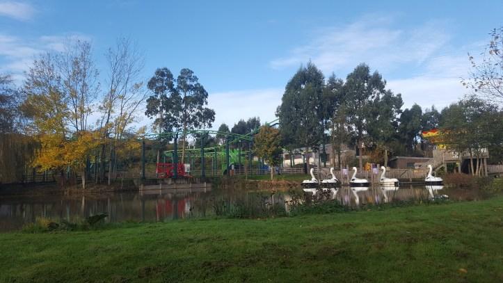 The big sheep devon amusement park park view