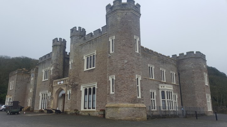 Watermouth castle theme park devon review