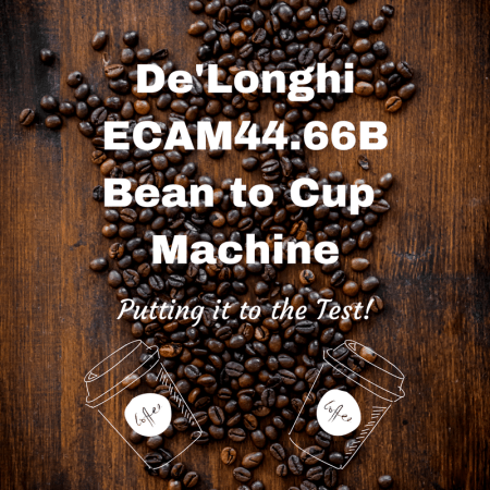 bean to cup delonghi machine