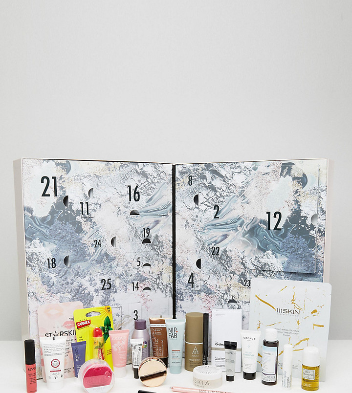 ASOS beauty advent calendar online