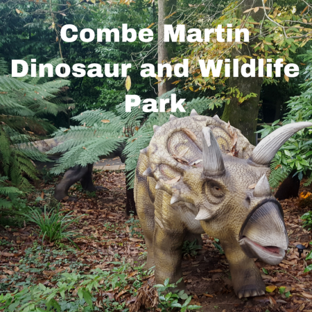 coombe martin dinosaur wildlife park review