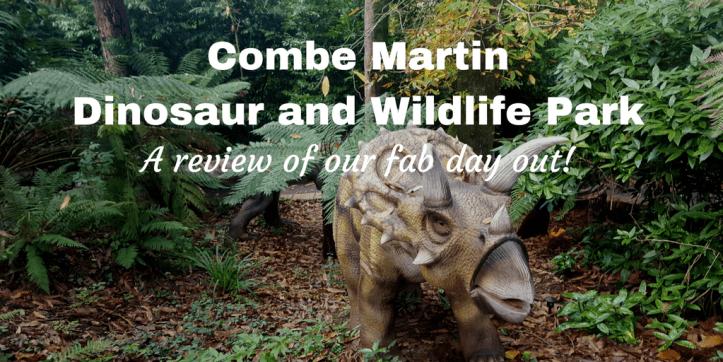 coombe martin dinosaur wildlife park review
