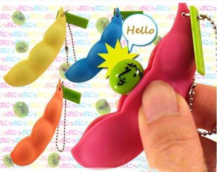 stocking filler ideas fidget key rings