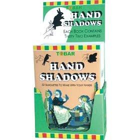 hand shadows stocking filler