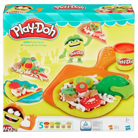 play doh pizza party stocking filler christmas gift