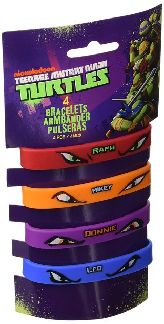 teenage mutant ninja turtle arm bands christmas stocking filler