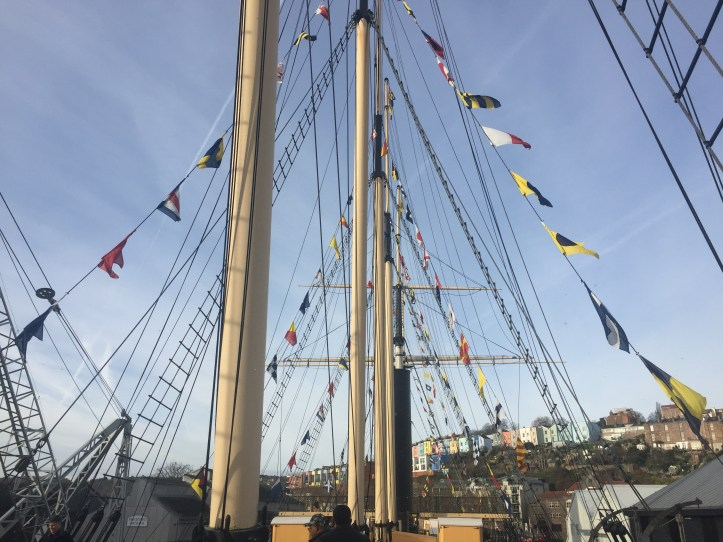 victorian christmas ss great britain bristol