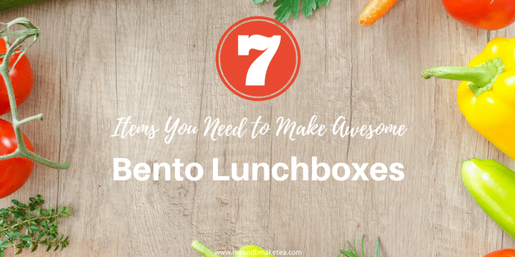 Items You Need to Make Bento Lunchboxes for Kids twitter image