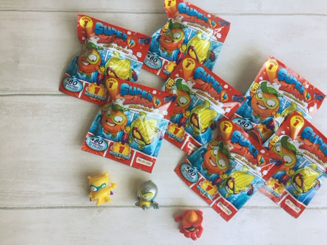uperZingsRivals of Kaboom Series 1 'Heroes and Villains blind packs