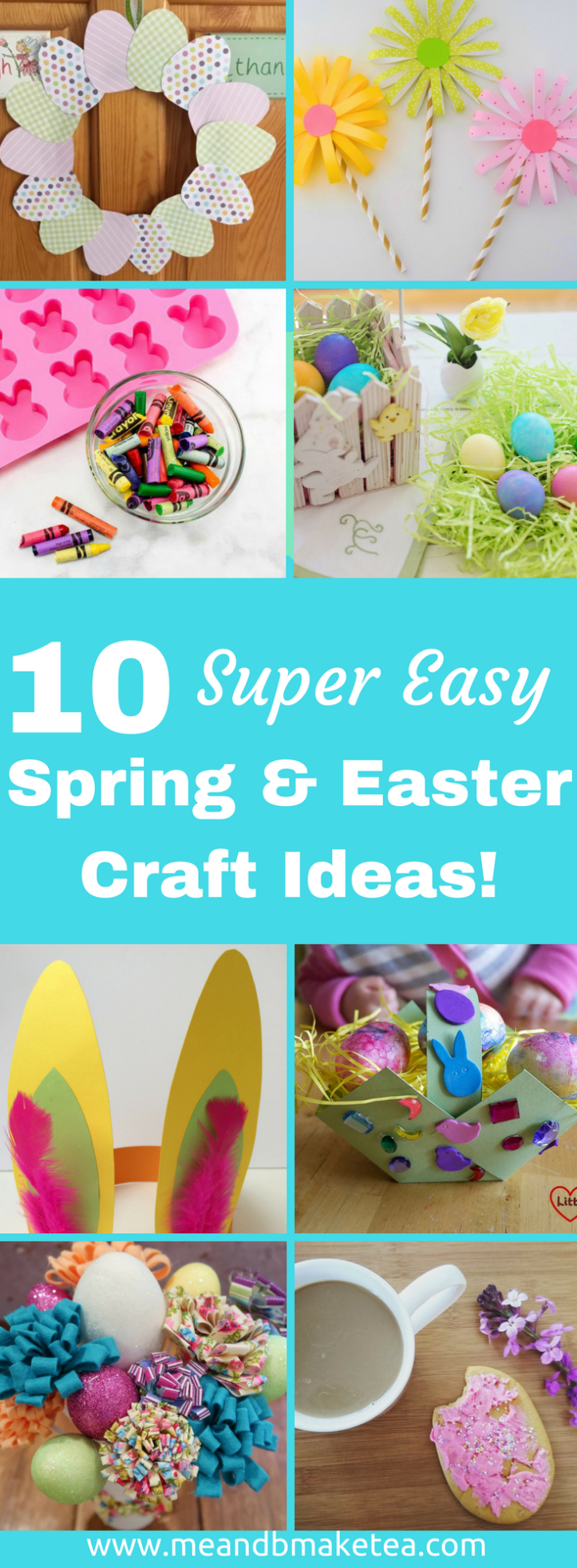 easter craft ideas round up for kids during holidays