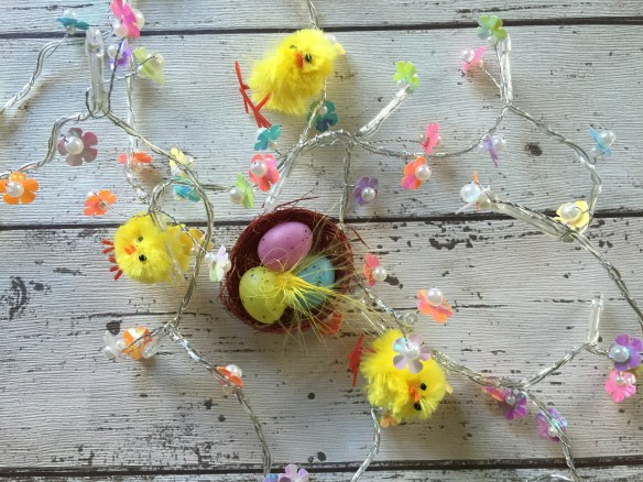 easter decoration and fun for spring