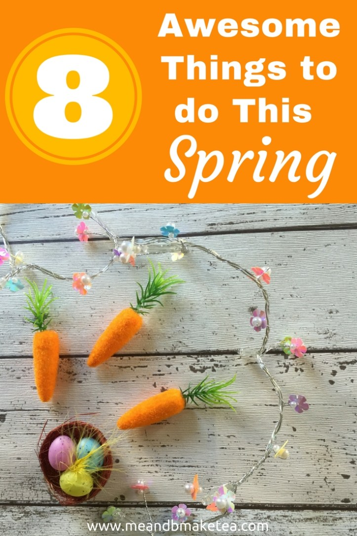 free things to do spring easter holidays kids