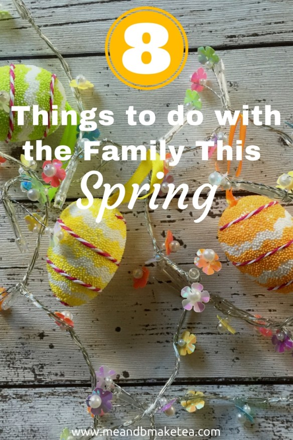 things to do This Spring and Easter for kids