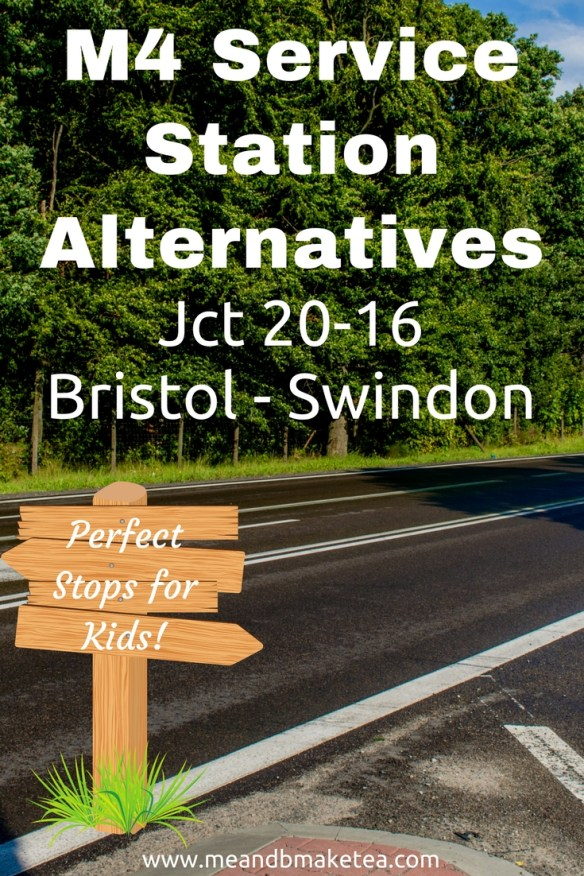 places to stop on m4 not service stations pin