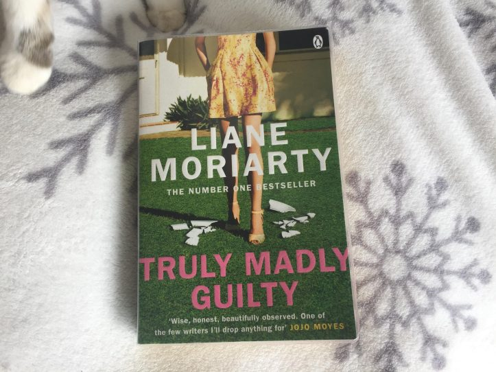 Truly Madly Guilty: From the bestselling author of Big Little Lies, now an award winning TV series Paperback – 20 Apr 2017