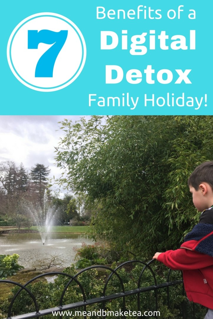 7 awesome benefits of having a digital detox family holiday in Devon!