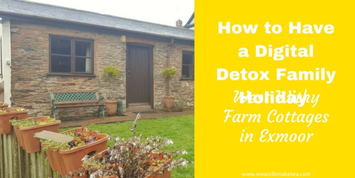 how to have the perfect digital detox family holiday thus summer at West Withy Farm in Exmoor - the perfect place for relaxation and stargazing