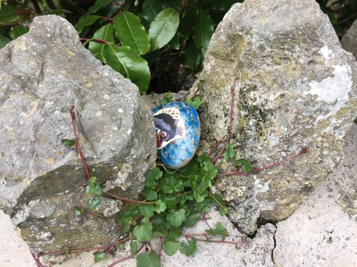mardles augmented reality pebble rock stone stickers