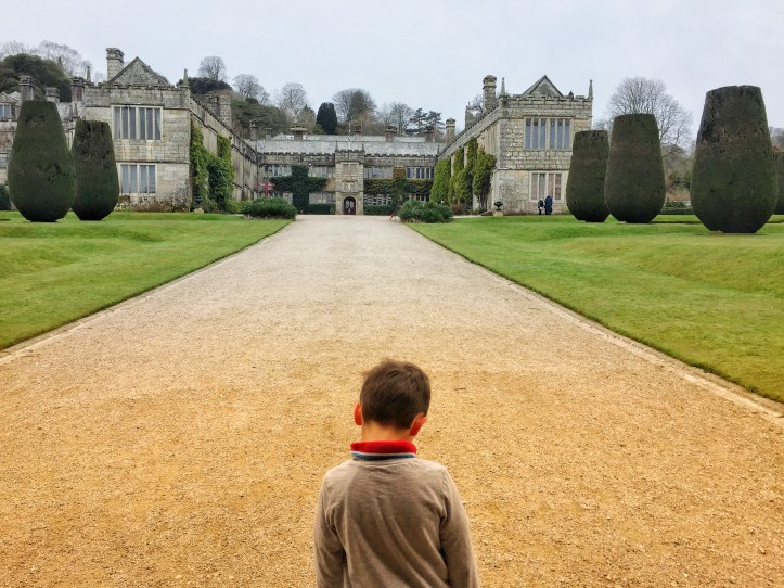 lanhydrock cornwall national trust day out with kids